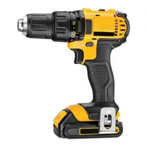5 Best Cordless Drills – (Reviews & Buying Guide 2018)