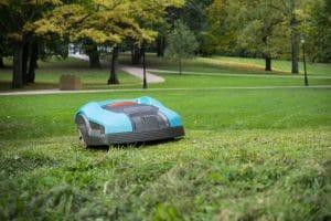 Autonomous lawnmower